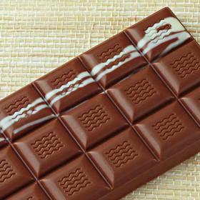"""Поликарбонатна форма """"Шоколадов блок"""""""