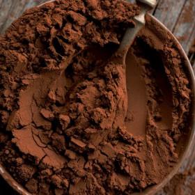 "Какао на прах ""Алкално 22-24%"" - 1кг"