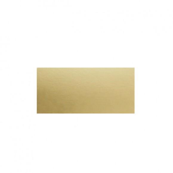 Позлатени подложки 12х6см - 100бр/пакет