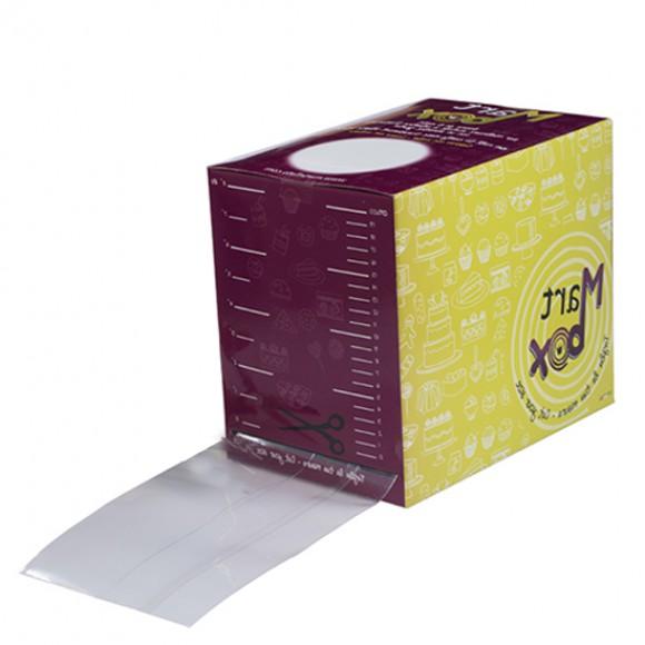 Лента за опаковане - 8,5х8,5см - 1 метър