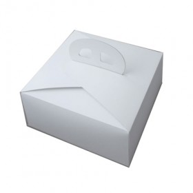 Кутия за торта - 25х25см
