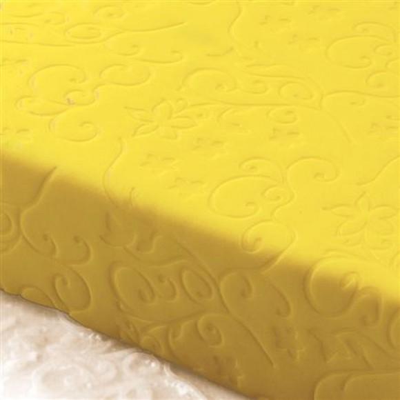 Релефно килимче Цветлета и клонки