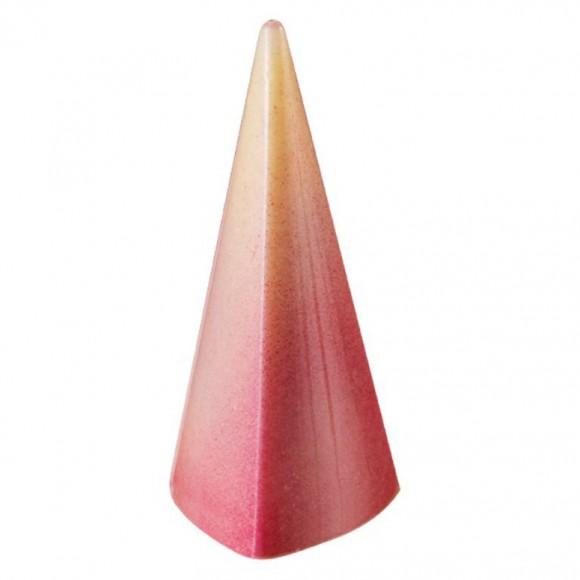 """Поликарбонатна форма бонбон """"Пирамида"""""""