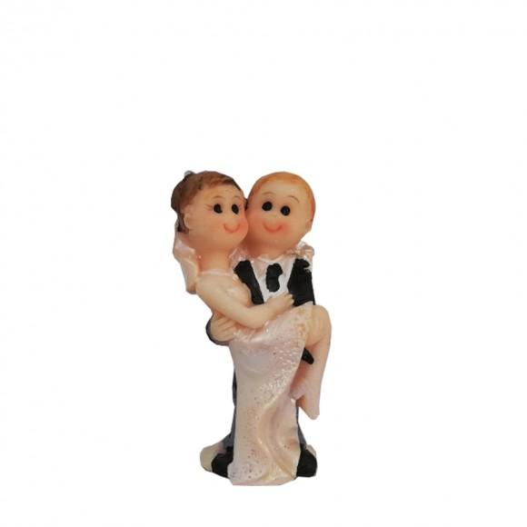 Сватбена фигурка - Брачна двойка - Мини 1