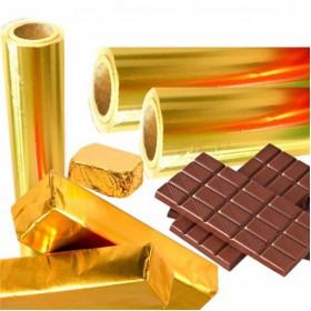 Алуминиево фолио за бонбони - Ролка - 65 метра