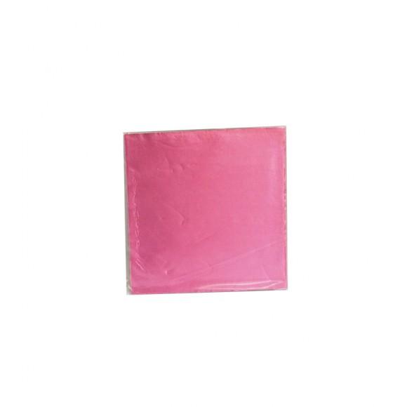 Алуминиево фолио за бонбони - Розов №37