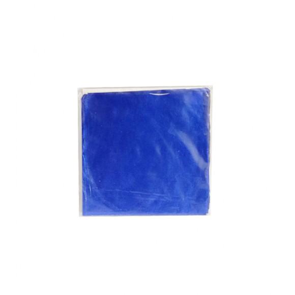 Алуминиево фолио за бонбони - Синьо №9
