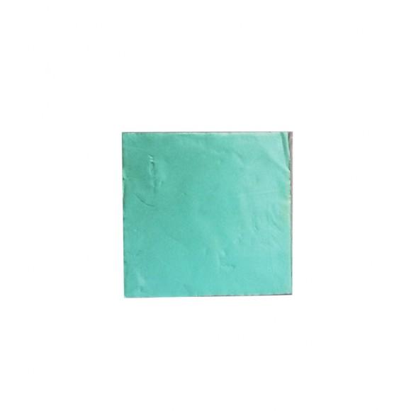 Алуминиево фолио за бонбони - Зелен №14