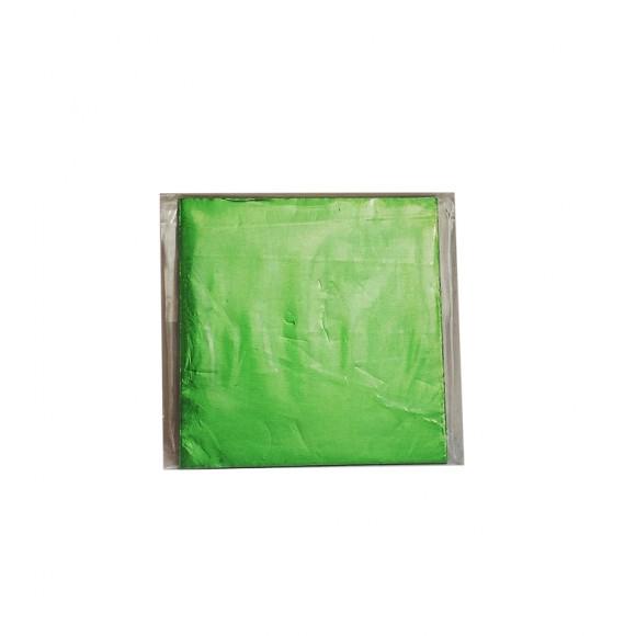 Алуминиево фолио за бонбони - Зелен №15