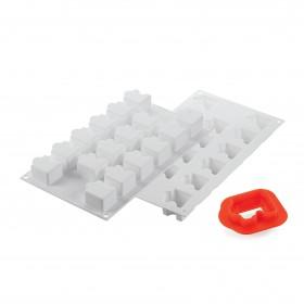 """Силиконова форма """"Puzzle 30"""""""