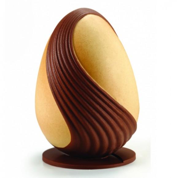 """3D Термоформована форма """"Яйце - Вълни"""""""
