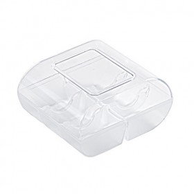 """Кутия за макарон """"Луксозна"""" - 6 гнезда"""