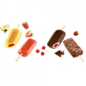 "Силиконова форма за сладолед ""L' ITALIANO"""