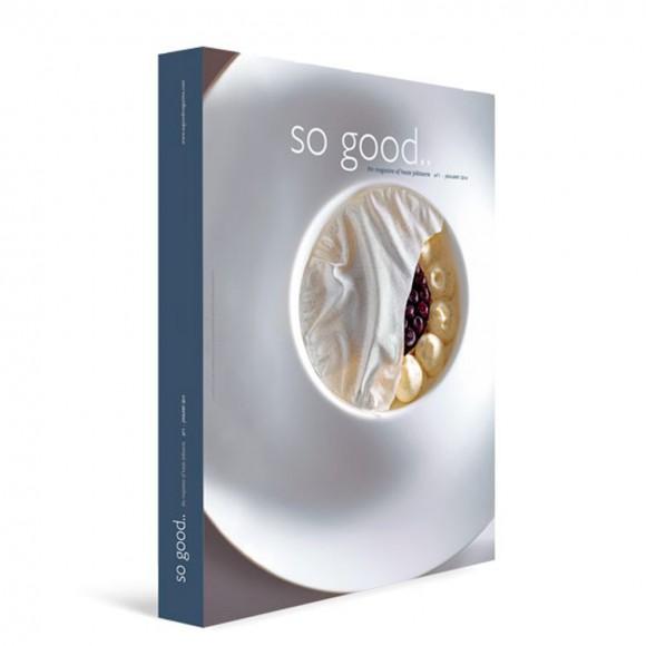 "Списание за модерно сладкарство ""So Good 11"""